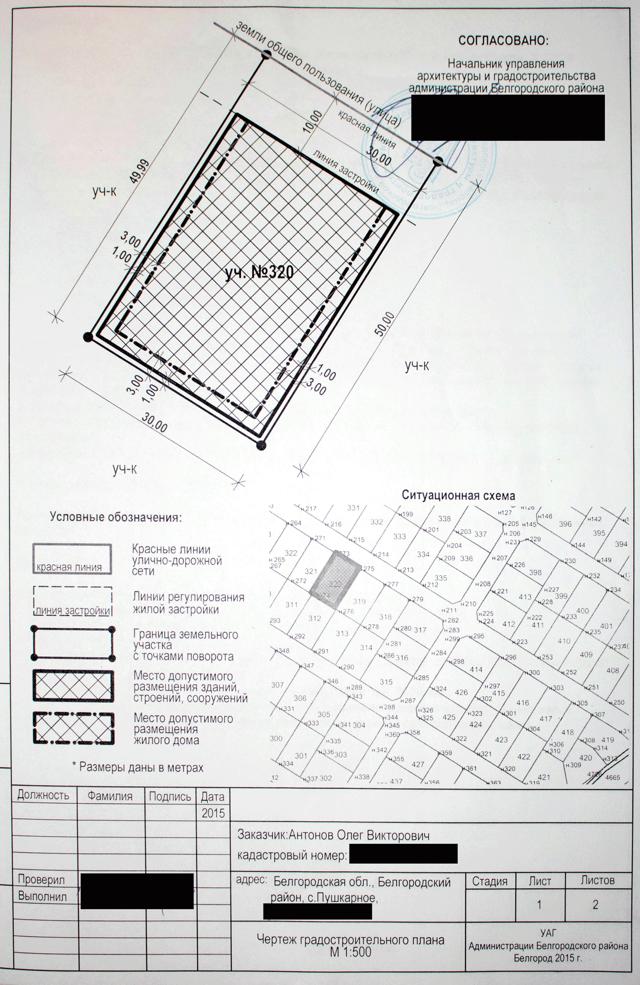 Как получить разрешение на строительство жилого дома?