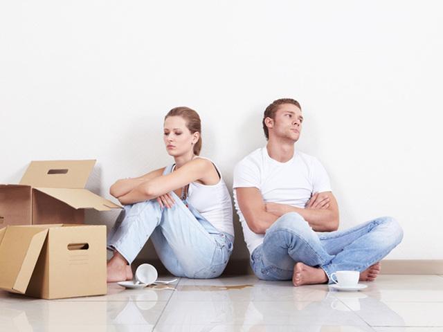 Раздел ипотечной недвижимости между супругами