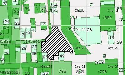 Условный кадастровый номер земельного участка