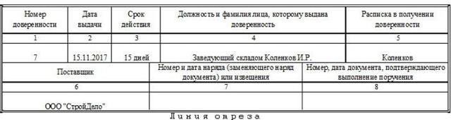 Доверенность генеральная: образец, бланк, скачать документ