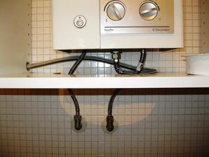 Как сделать закрытие газовой разводки при перепланировке?