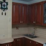 Проем между кухней и комнатой в квартире дома П-44Т
