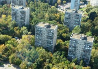 Варианты перепланировки трехкомнатной квартиры в доме серии И-209А