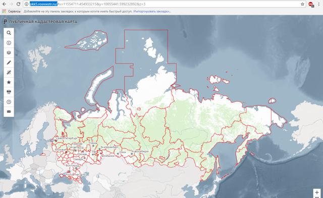 Как узнать кадастровую стоимость земельного участка онлайн?