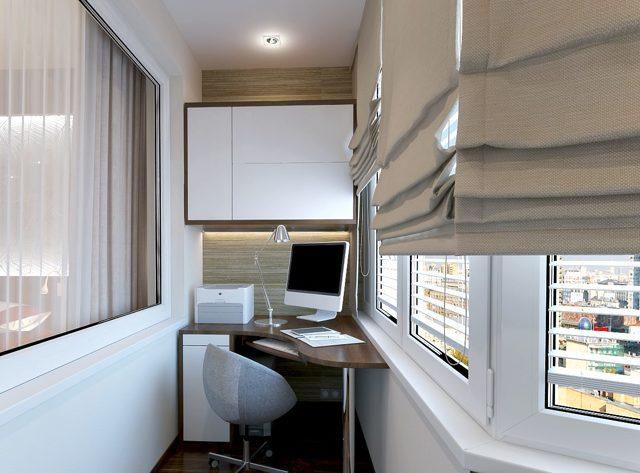 Перепланировка трехкомнатной квартиры П-44 по закону