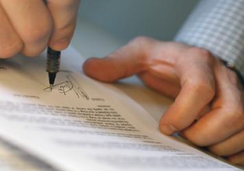 Договор с предоплатой: образец, бланк, скачать