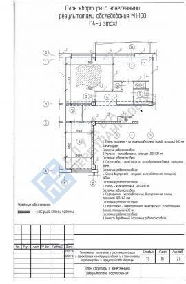 Перепланировка кухни и санузла в доме серии МГ-601