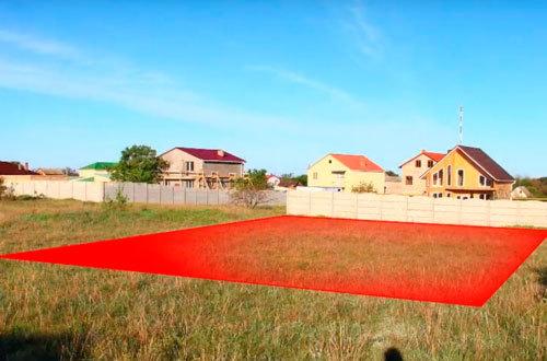 Договор купли-продажи земельного участка без строений