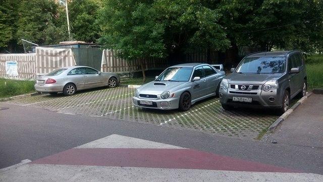 Как сделать парковку во дворе многоквартирного дома?
