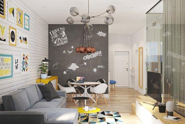 Согласование перепланировки двухкомнатной квартиры