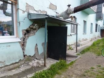Защита здания от прогрессирующего обрушения