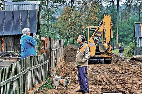 Отступ от границы участка при строительстве дома