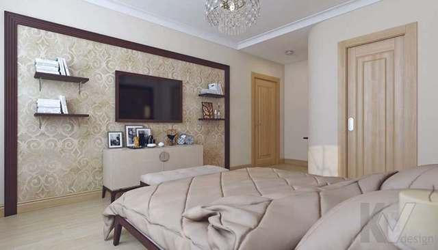 Перепланировка трехкомнатной квартиры в доме КОПЭ, часть 3