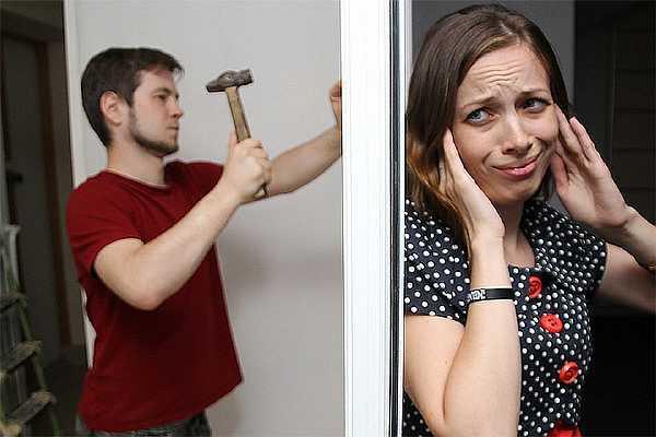 Можно ли в воскресенье делать ремонт в квартире по закону?