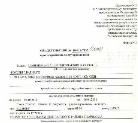 Что дает временная регистрация по месту пребывания для граждан РФ?