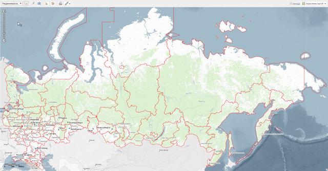 Как посмотреть границы земельного участка по адресу?