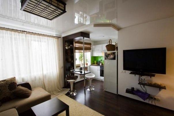 Как сделать перепланировку однокомнатной квартиры?