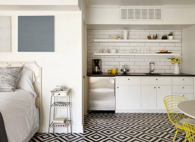 Глубина кухни-ниши в квартире при перепланировке
