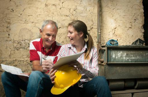 Договор подряда на строительство индивидуального жилого дома
