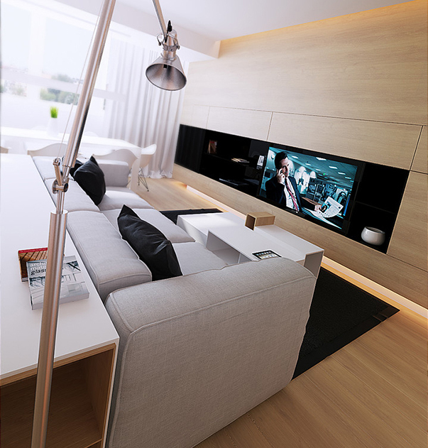Перепланировка трехкомнатной квартиры в четырехкомнатную