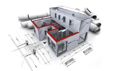 Перепланировка трехкомнатной квартиры серии П 44