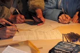 Коллективная жалоба: образец, бланк, скачать документ