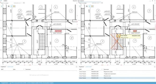 Временный регламент анализа проектной документации на квартиру