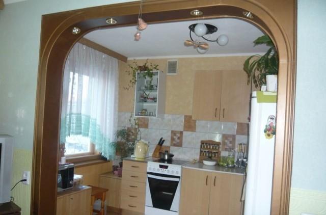 Перенос кухни соседями при перепланировке квартиры