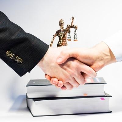 Договор возмездного оказания юридических услуг