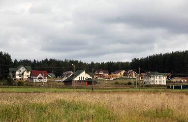 Земельный участок под дом для постоянного проживания